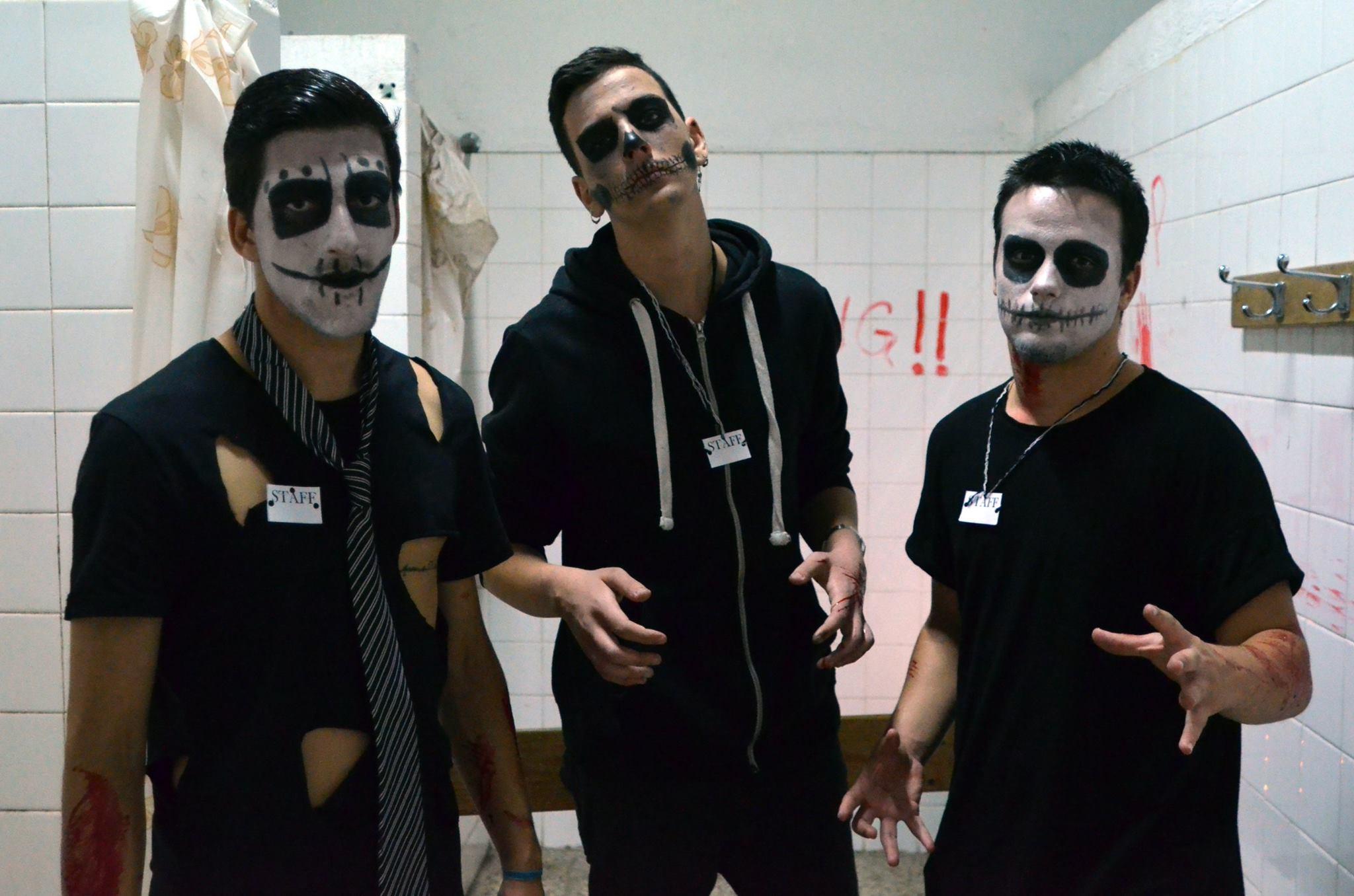 IDS festeja Halloween