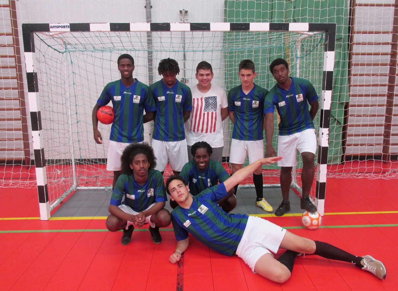 Os nossos campeões de Futsal!!!